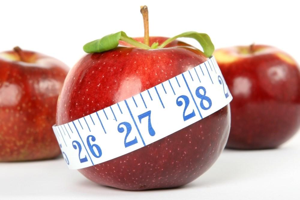 Apfel Fasten Gesund