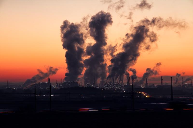 Gesunde Luft & Industrie